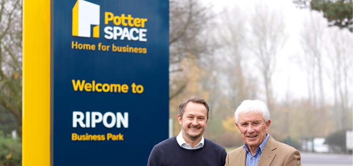 Potter Group Announces £25 Million Investment As It Rebrands To Reflect New Direction.