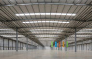 Stephen George + Partners Sees Landmark Warehouse Development Completed.