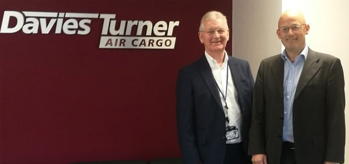 Davies Turner On The Move In Scotland.