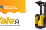 Yale Dealers Partner For Logistics & Distribution 2018.