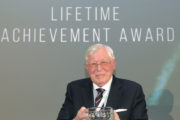 Thome Chairman Receives Lifetime Achievement Award.