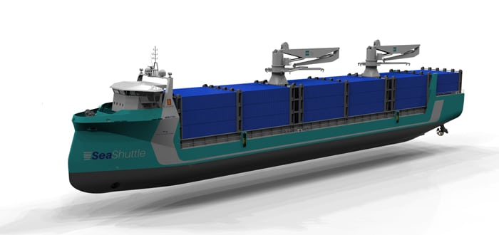 Samskip Leads The Way For Norway's Next Generation Of Sustainable Shortsea Shipping.