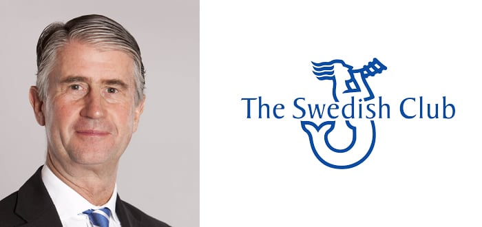 S&P Upgrades The Swedish Club To 'A-' Rating.