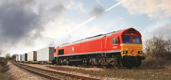 Maritime Transport And DB Cargo UK Announce Agreement To Increase UK Railfreight Capacity.