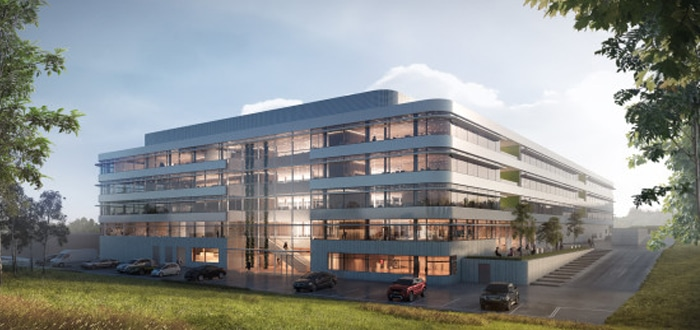 DSV Plans Big HQ Expansion In Greater Copenhagen, Denmark.