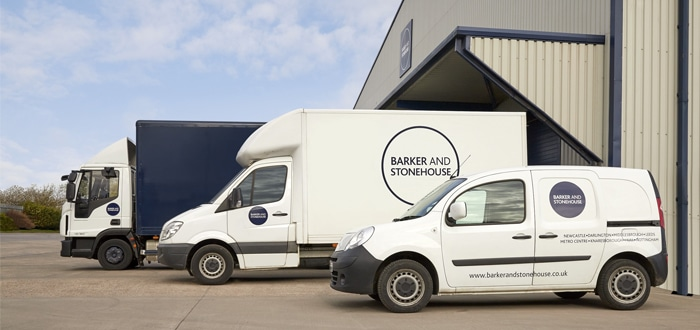 Barker And Stonehouse Turns To Paragon's Routing And Scheduling Software For Superior Customer Service.