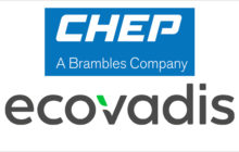 CHEP Europe Maintains Top Corporate Social Responsibility Rating For Fourth Year In A Row.