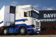 Ten New Vector® 1950 Units Continue Carrier Transicold's 30-Year Relationship With Davies International.