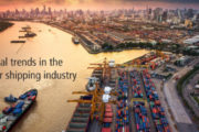 Digital Trends In The Container Shipping Industry.