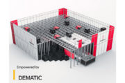 Dematic Widens Portfolio With AutoStore's Black Line Technology.