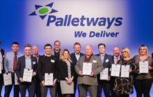 Palletways Members Are Awash With Awards.