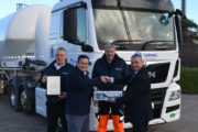 FTA Recognises Work Of Tarmac With Roadworthiness Award.