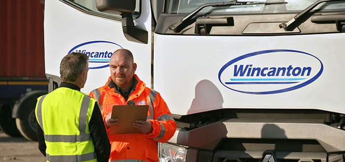 Wincanton Adopts Alcumus SafeContractor For Health & Safety Accreditation.