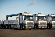 Wincanton Shows Industry-Leading Safety Approach With Six New Vehicles For Tarmac.