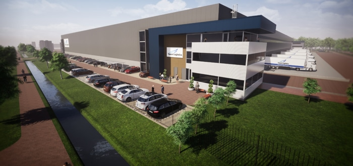 Yusen Logistics Benelux Expands In The Netherlands With New Logistics Site In Moerdijk.