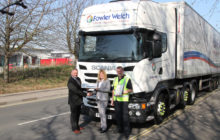 Fowler Welch Hilsea Presented With FTA Roadworthiness Award.