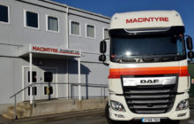 MacIntyre Transport Hits The Road With TOPS…On The Go Six-Figure Investment For Supply Chain Specialist.