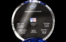 Arvato SCM Solutions Receives Intel's Preferred Quality Supplier Award.