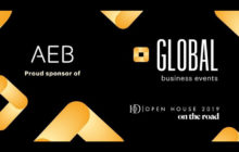 "Making International Trade Simpler: AEB Partners With IoD On ""2019 Open House On The Road For Global Business."