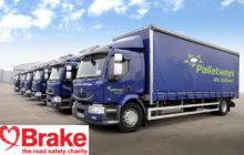 Palletways Announces Partnership With National Road Safety Charity.