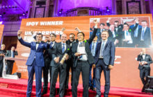 International Intralogistics And Forklift Truck Of The Year: Outstanding For The Second Time: IFOY Award 2019 For The TX3 From UniCarriers.