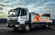 Mercedes-Benz Atego Keeps Riggotts On The Right Lines For Environmental Compatibility And Safety.