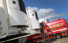 Schmitz Cargobull's UK Service Partners Increase By Twelvefold The Number Of Trailer Telematics System Retrofits.