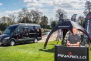 Pinarello Saddles Up For A New Partnership With Mercedes-Benz Vans Retailer Rossetts.