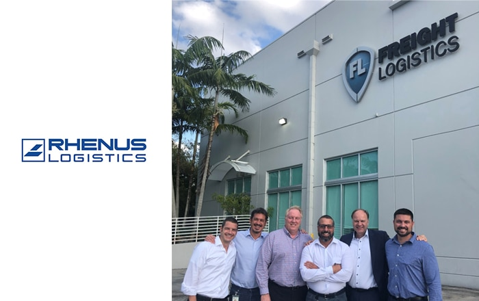 Rhenus Further Consolidates Network In The Americas By Acquiring Miami-Based Freight Logistics Group.