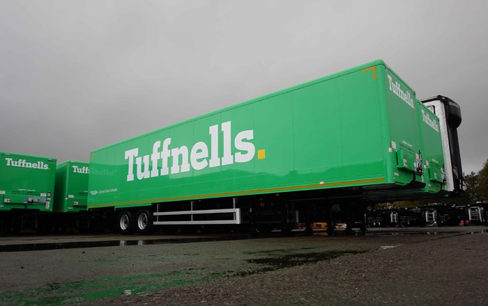 Tuffnells Puts Safety In The Driving Seat With New Initiative.