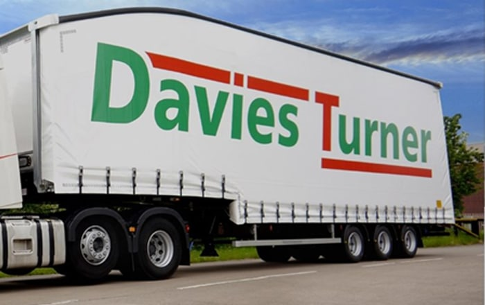 Davies Turner Says European Haulage Capacity Is Less Tight Than A Year Ago.