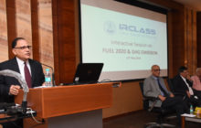 Indian Register Of Shipping Hosts Multi-Stakeholder Seminar On IMO Sulphur Limit Compliance And GHG Emissions Strategy.