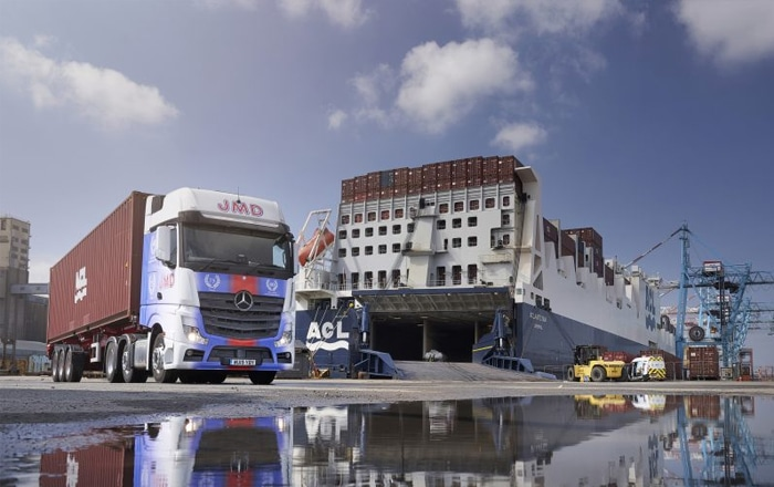 Asset Alliance Group Celebrates JMD Haulage's Four Decades On The Road.