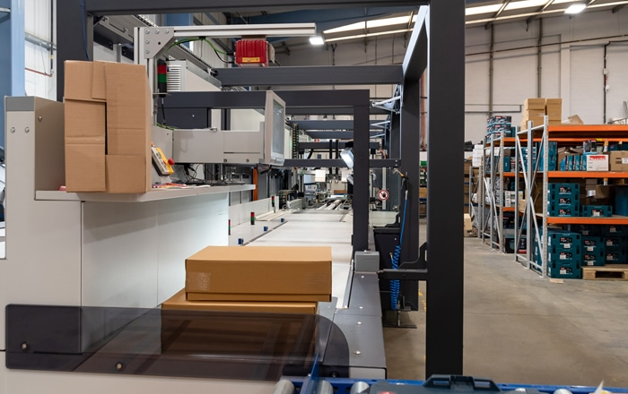 PowerTool World Drives Packaging Performance With Neopost's CVP-500.