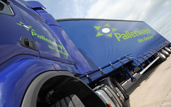 Palletways Hungary Transports 20,000 Pallets Since Launching.