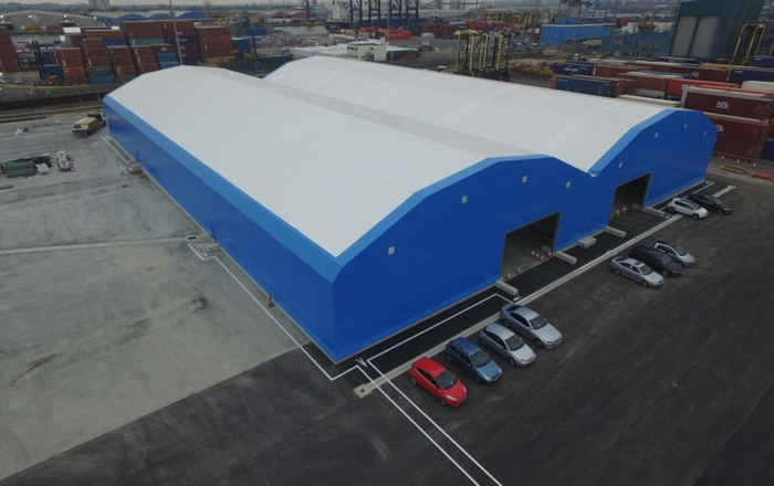Port Of Tilbury Still Reaping The Benefits Of 30-Year-Old Rubb Warehouse.