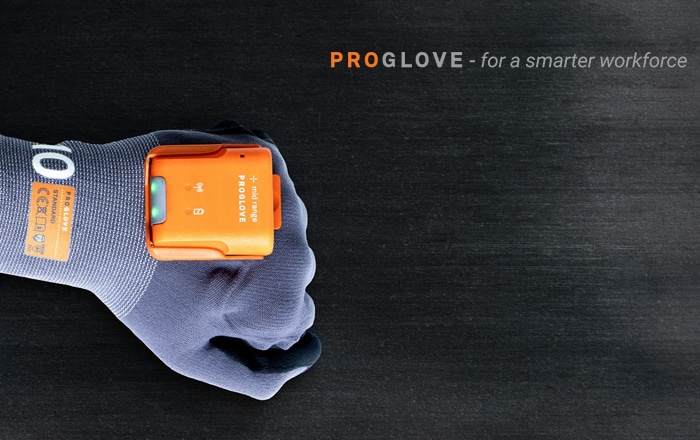 ProGlove Introduces New IoT Wearable For Logistics.