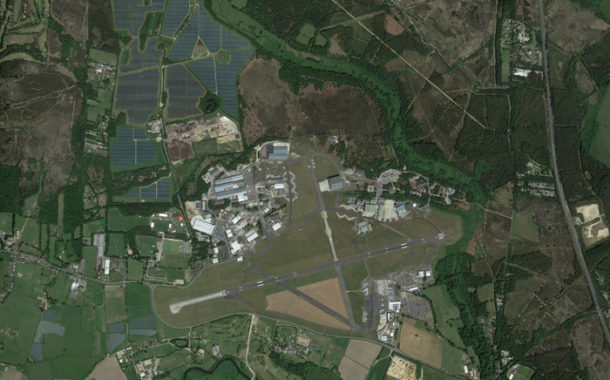 Major Boost For Dorset Economy As Plans Are Submitted For Extension To Aviation Business Park, Bournemouth.