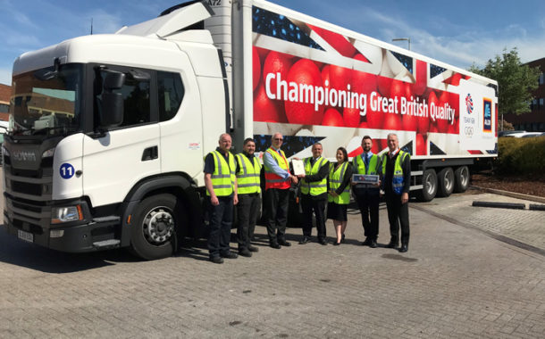 FTA Recognises Work Of Aldi With Roadworthiness Award.
