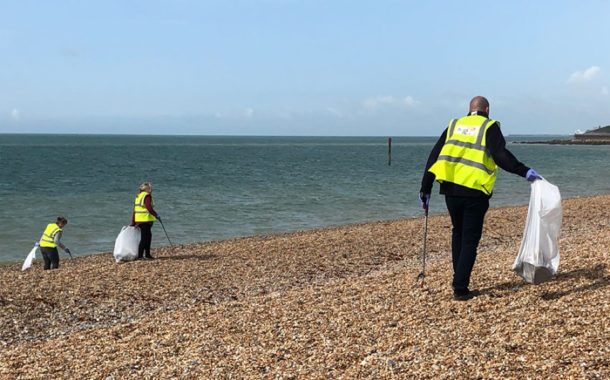 Priority Freight's Clean Sweep On Plastic Pollution For World Environment Day!