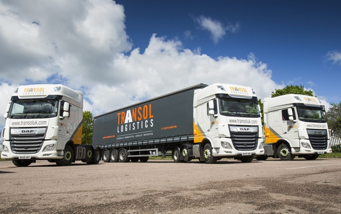 International Distribution Specialist Transol Logistics Expands Fleet With Asset Alliance Group.