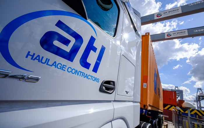Ten Years Of TOPS At ATL Haulage.