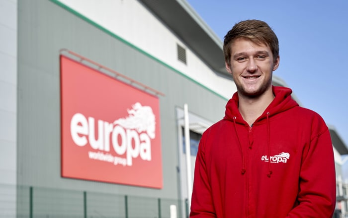 Summer Of Success For Europa Showfreight.