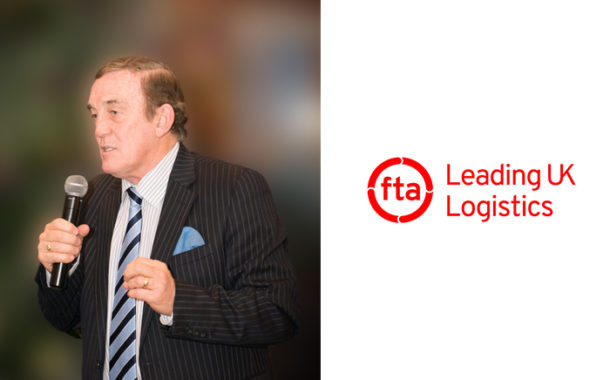 Welsh Rugby Legend The Star Guest At FTA Welsh Logistics Lunch.