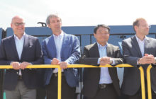 Finished Vehicle Logistics On The New Silk Road: ARS Altmann AG And ICL Implement For Volvo First China Train To Gent.