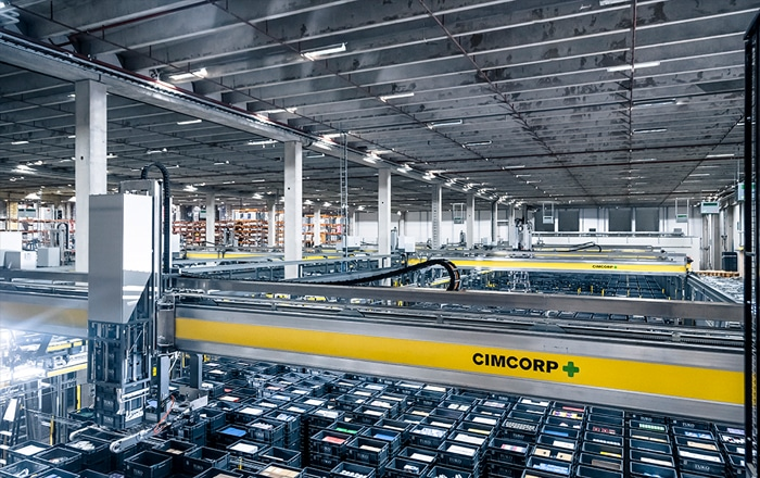 Conveyor Networks Appointed As Cimcorp's UK Representative.