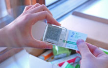 Temperature Monitoring Of Online Pharmacy Shipments Ensuring Medicine Safety.