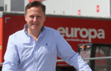 Europa Sets Pace For Logistics Sector As Turnover Soars.