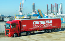 Continental Cargo Carriers Celebrates One Year On.