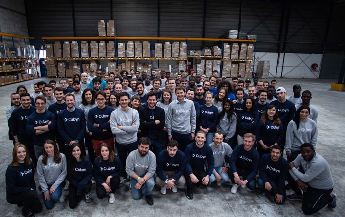 1st Mile Logistics Pioneer Cubyn Raises €12M And Launches Cubyn Fulfillment.